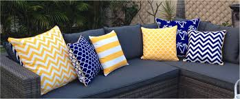 Archiblock Three ways to make outdoor cushion inserts