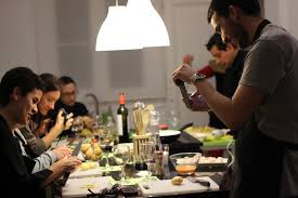 spanish tapas cooking class in barcelona