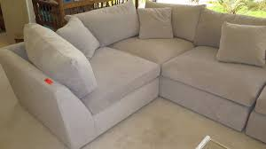 ltlt previous modular bedroom furniture. Image 3 : 5-Piece Pottery Barn Oversized Modular Sofa Sectional Set - Lt. Ltlt Previous Bedroom Furniture