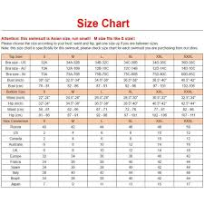 Asian Clothing Size Chart To Us Asian Size Chart Gallery Of Chart 2019