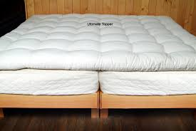thick mattress pad. Organic Wool Mattress Topper Thick Pad C