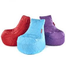 childrens soft furnishings quilted outdoor flop pods set of 4
