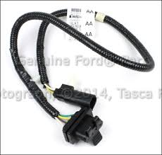 brand new ford mercury oem 4 pin trailer tow wire harness 8l8z image is loading brand new ford mercury oem 4 pin trailer