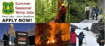 Summer Seasonal Jobs Usda Forest Service Summer Seasonal Temporary Forestry Jobs 2019