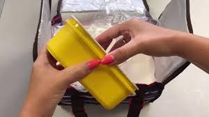 Обзор: <b>Изотермическая сумка THERMOS</b> с набором контейнеров