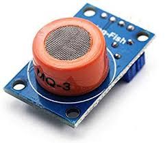 New Alcohol Ethanol Sensor Breath Gas Ethanol Detection <b>MQ</b>-<b>3</b> ...