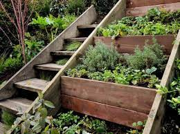 awesome diy garden steps and stairs