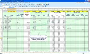 Excel Accounting Templates Free Spreadsheet For Small Business ...