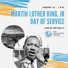 2021 Martin Luther King Jr. Day of Service - United Way of Greater  Greensboro