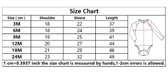 Newborn Baby Clothes Size Chart 2019 Newborn Baby Clothing Sets New Baby Playsuit Boy Girl Clothes Set Cotton Long Sleeves Babywear Bodyysuit Pants Infant Wearing Y18120801 From