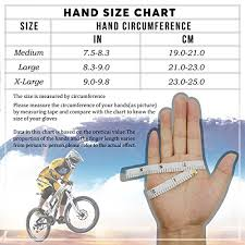 how to measure hand size for gloves justkit waterproof windproof thermal gloves 3m thinsulate winter