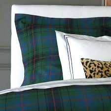 tartan plaid bedding inspired by traditional isle of tartans this plaid bedding is woven from yarn tartan plaid bedding