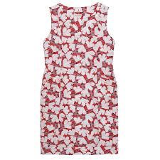 Designer Linen Clothing Uk White Stuff Clothing White Stuff Clothing 426069 Marina Linen Dress In Tom Red Pr
