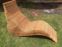 image of ikea chaise lounge outdoor