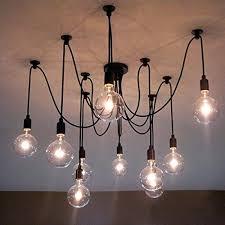 diy ceiling light vintage multiple pendant spider lights ceiling light fixtures metal chandeliers lighting diy ceiling diy ceiling light