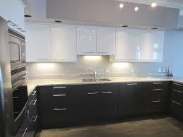 Ikea Whitegray High Gloss New House Gloss Kitchen Cabinets