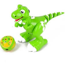 <b>Радиоуправляемый интерактивный динозавр с</b> паром Jiabaile ...
