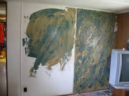 Venetian plaster wall Blue Venetian Plaster Contractor Talk Venetian Plaster Drywall Contractor Talk