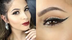 new year eve makeup tutorial
