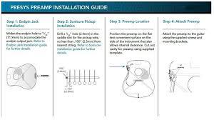 endpin jack wiring diagram endpin jack for acoustic guitar pickup Rj45 Surface Mount Jack Wiring Diagram fishman presys 301 mic blend dual model guitar preamp eq tuner endpin jack wiring diagram endpin rca rj45 surface mount jack wiring diagram