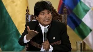Destacan labor de Evo Morales contra el narcotráfico en Bolivia