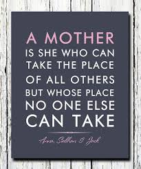 Beautiful Mother Day Quotes Best of Perfect Mother's Day Quotes