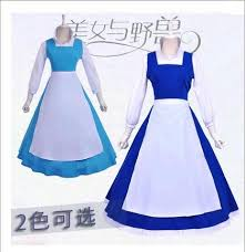 Belle Blue Dress Pattern Impressive Belle Blue Dress Costume Beauty And The Beast Adult Princess Adults