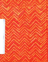 Cotton Quilt Fabric Batik Chevron Pumpkin Orange - AUNTIE CHRIS ... & Cotton Quilt Fabric Batik Chevron Pumpkin Orange - AUNTIE CHRIS QUILT FABRIC.  COM Adamdwight.com