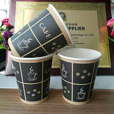 How To Design Paper Cup Hot Item Hot Selling New Design Disposable Coffee Paper Cup Factory Custom Logo Printed