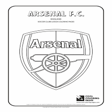 Cool Coloring Pages Arsenal F C Auto Electrical Wiring Diagram