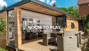 Small Picture Garden Rooms Ideal as Garden Offices Garden Pods Garden Studios