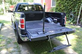 4 Great truck accessories - The Loadhandler, bed ladders, extensions