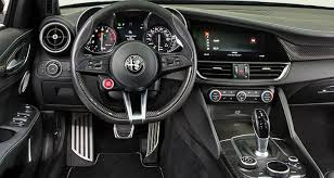alfa romeo giulia interior. Beautiful Romeo 2017 Alfa Romeo Giulia Quadrifoglio Interior On Interior I