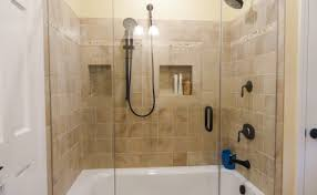Tub You Shower Family Safety Why You Need A Glass Shower Door With