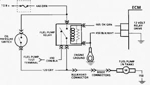 automotive relay circuit diagram images fuel pump relay a 5 fuel pump relay by pass