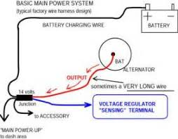 gm single wire alternator wiring diagram images wiring diagram one wire gm alternator wiring diagram m e s c
