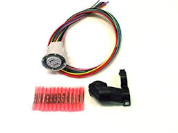 4l80e external wiring harness 4l80e image wiring amazon com 4l80e external wire harness 1994 and up gm automotive on 4l80e external wiring harness