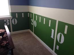 Kids Sports Bedroom Decor 17 Best Ideas About Boys Football Room On Pinterest Boys