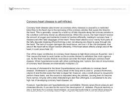 heart disease essay heart disease essay this essay on heart disease exclusive from majortests com