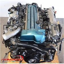 JDM TOYOTA 2JZ GTE VVTi TWIN TURBO 3.0L ENGINE ECU WIRING HARNESS ...