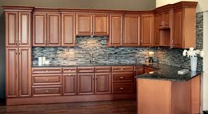 Natural Cherry Cabinets Natural American Cherry Raised Panel Pius Kitchen Bath
