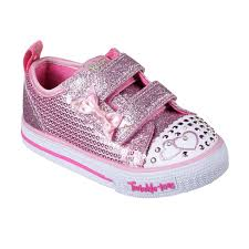 Skechers Toddler Light Up Shoes Australia Details About Skechers Kids Girls Twinkle Toes Itsy Bitsy Shoes Infant Canvas Low Glitter