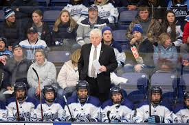 UMaine ice hockey coach Red Gendron dead at 63