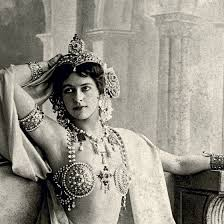 True or false? Mata Hari was a dancer and alleged spy during the First  World War. Her real name was Margaretha Geertruida Zelle.