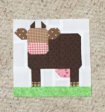 Cow Quilt Block & Cow Quilt | EBay & Luv 2 Stitch. image number 19 of cow quilt block ... Adamdwight.com