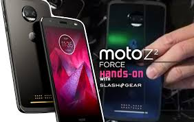 moto force z2. the moto z2 force hands-on : 2x cameras and a mod e