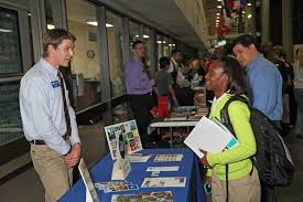 college fair to help students the right college or university