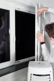 Sl Primemium 89992343 Fensterabdichtung Vorhang Mit Abluftschlauch