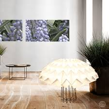 Staande Lampen Daniëlle Origami Lampen