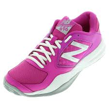 new balance womens tennis shoes. new balance women\u0027s 696v2 b width tennis shoes pink and gray new balance womens